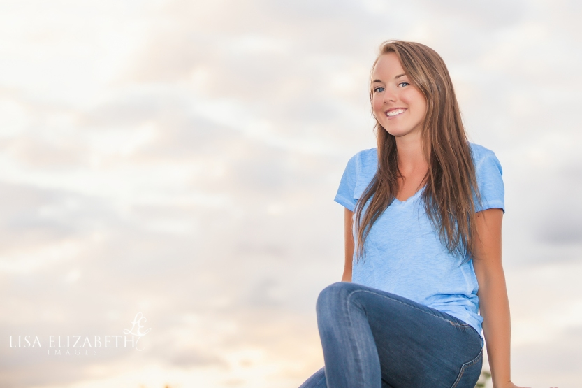 Cape Cod Photographer | Taylor - Class of 2015 - Senior Portrait-