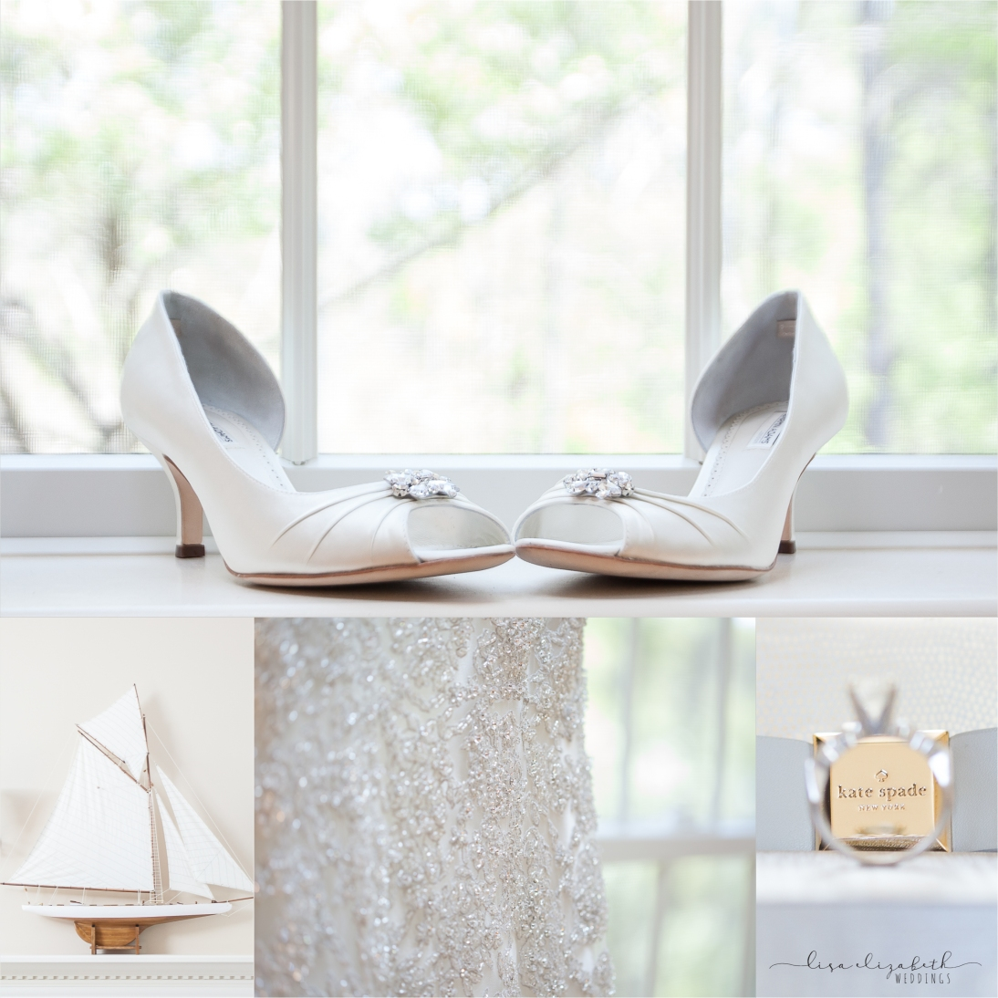 New Seabury Weddings | www.lisaelizabeth.com