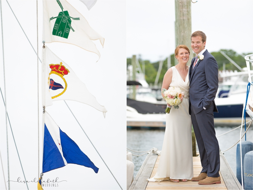 Jen + Patrick - Nauticus Marina Wedding - Cape Cod Wedding Photographer-1