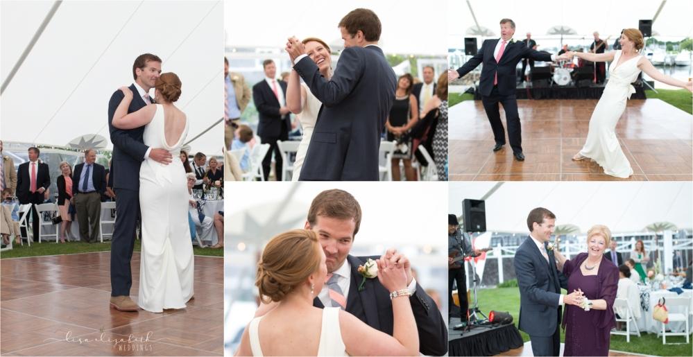 Jen + Patrick - Nauticus Marina Wedding - Cape Cod Wedding Photographer-14