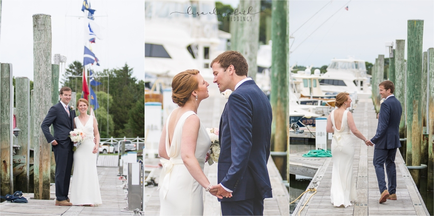 Jen + Patrick - Nauticus Marina Wedding - Cape Cod Wedding Photographer-15