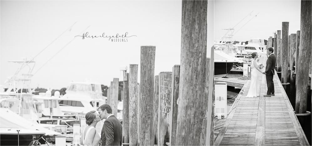 Jen + Patrick - Nauticus Marina Wedding - Cape Cod Wedding Photographer-16