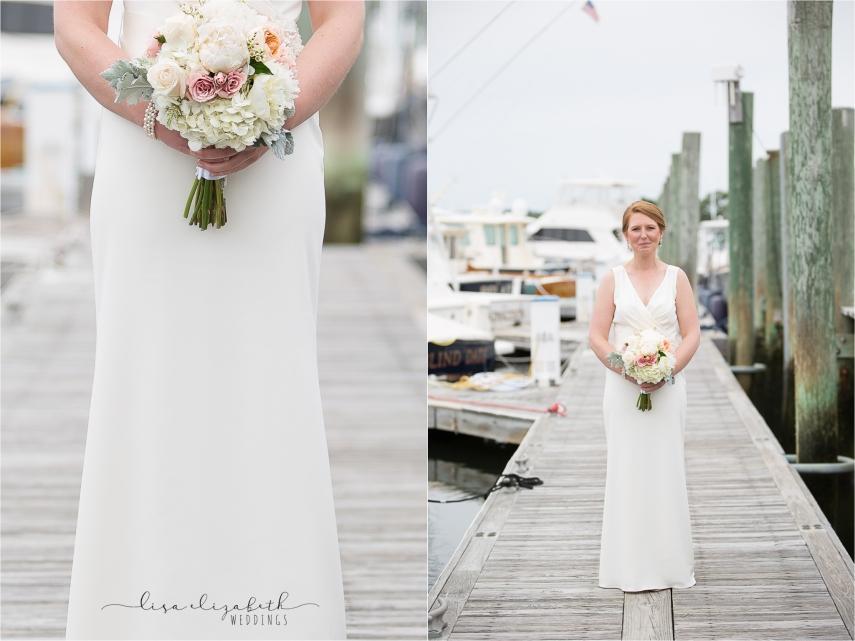 Jen + Patrick - Nauticus Marina Wedding - Cape Cod Wedding Photographer-17