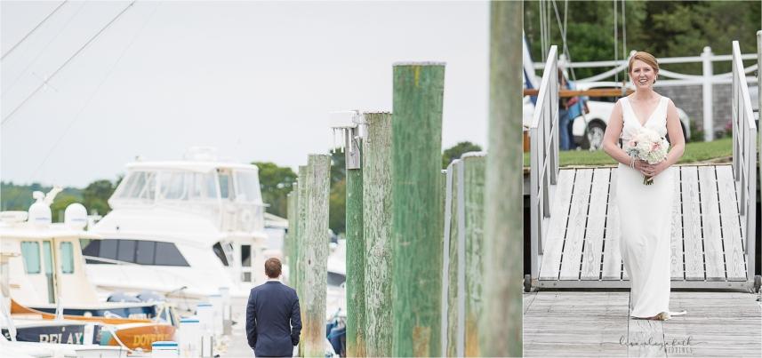 Jen + Patrick - Nauticus Marina Wedding - Cape Cod Wedding Photographer-4