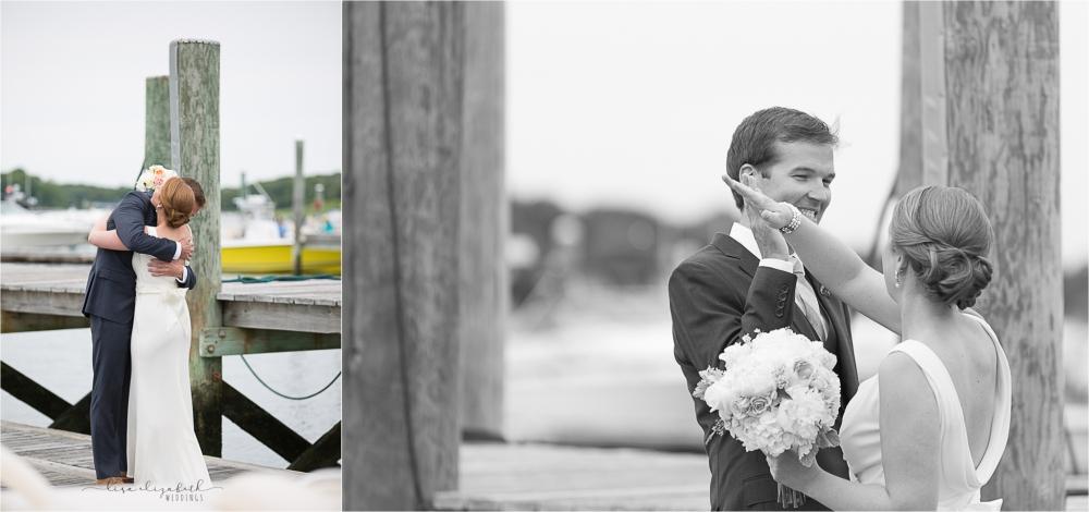 Jen + Patrick - Nauticus Marina Wedding - Cape Cod Wedding Photographer-5