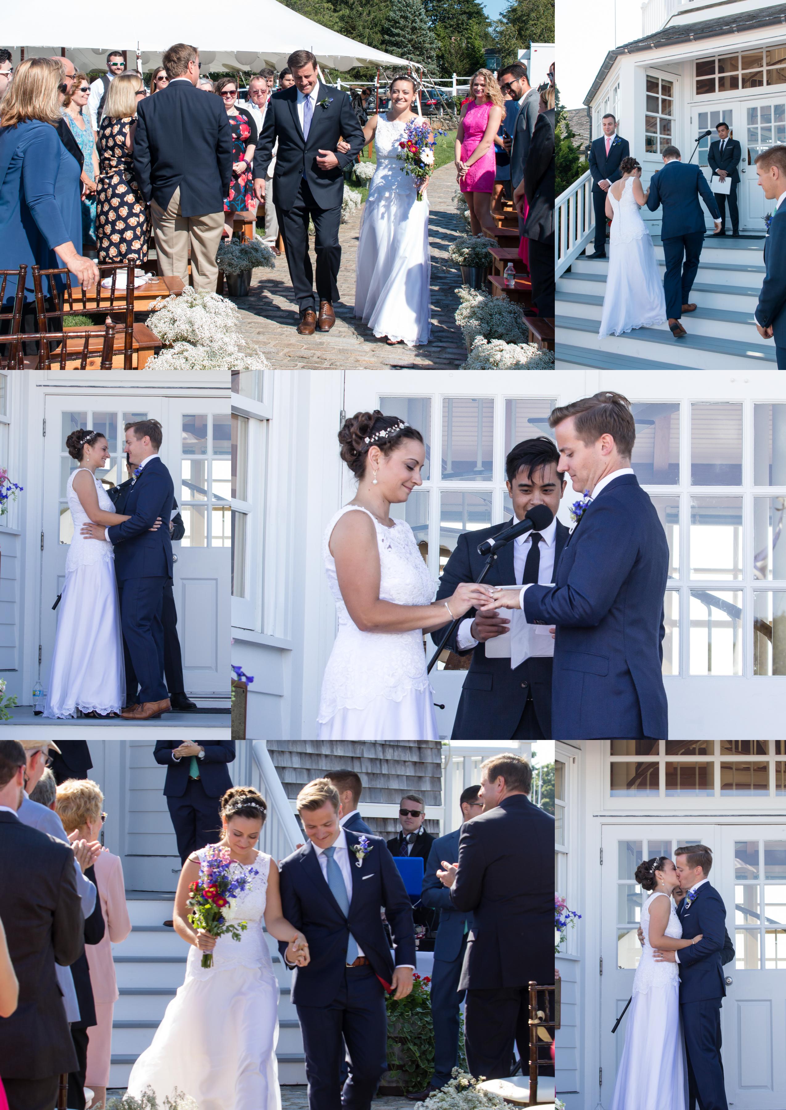 Cape Cod Wedding Photography: Nauticus Marina Wedding