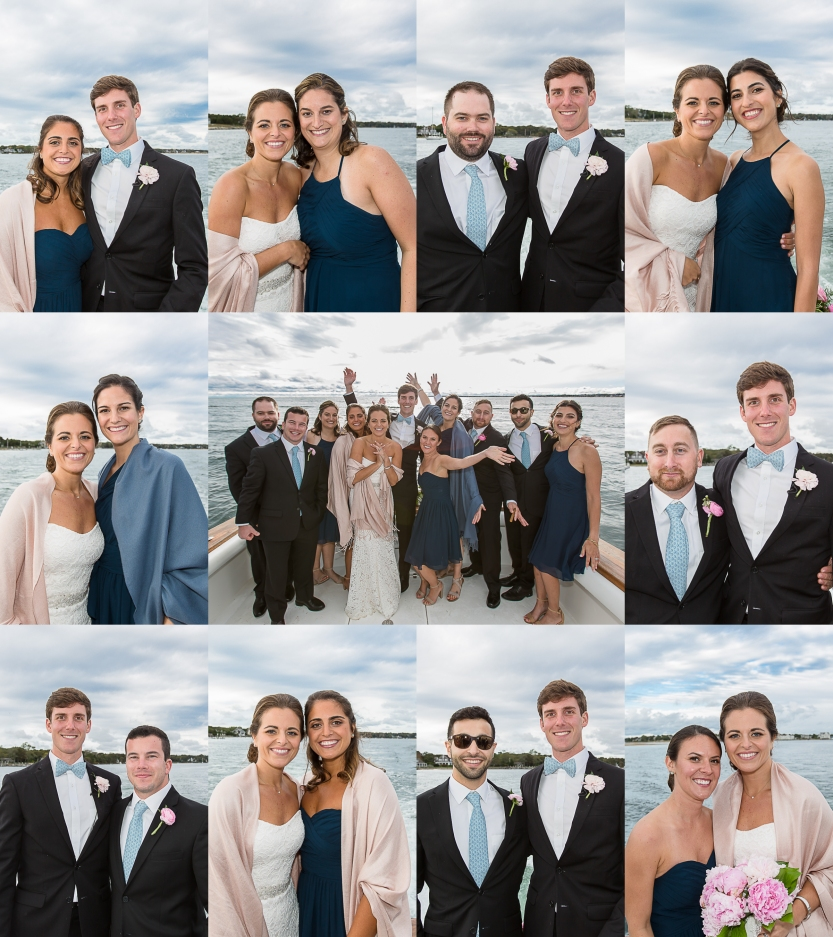 Cape Cod Wedding | Hyannisport Club | Lisa Elizabeth Images