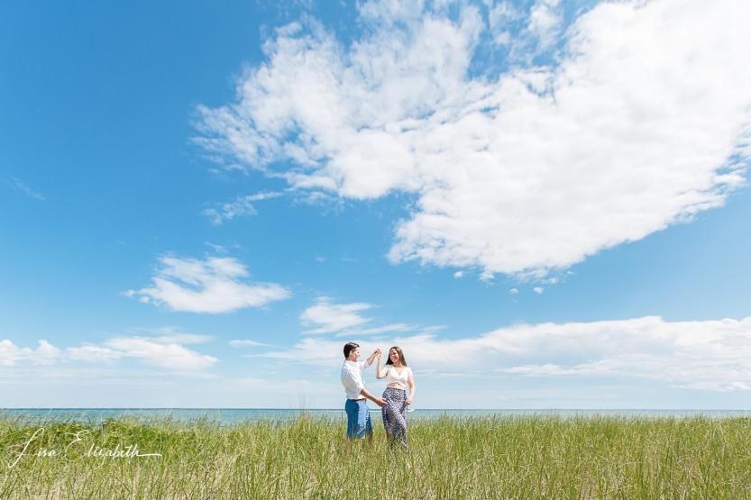 © Lisa Elizabeth | Cape Cod Wedding Photographer | Cape Cod Engagement Session